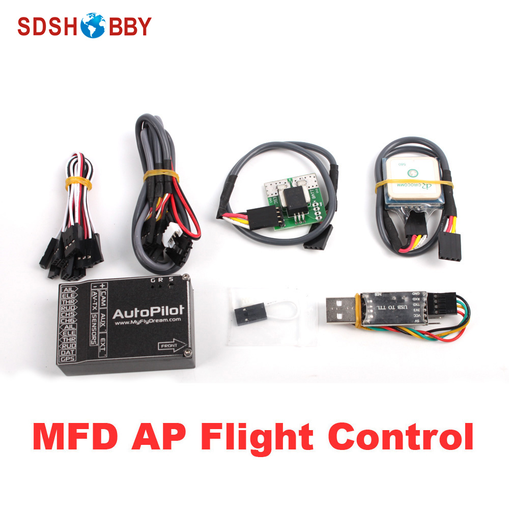 MyFlyDream AutoPilot Unit AP Flight Control Flight Stabilizer for Quadcopter FPV Aerial Photography new pixracer r14 autopilot xracer px4 flight control mini pixracer r14 autopilot ppm sbus dsm2