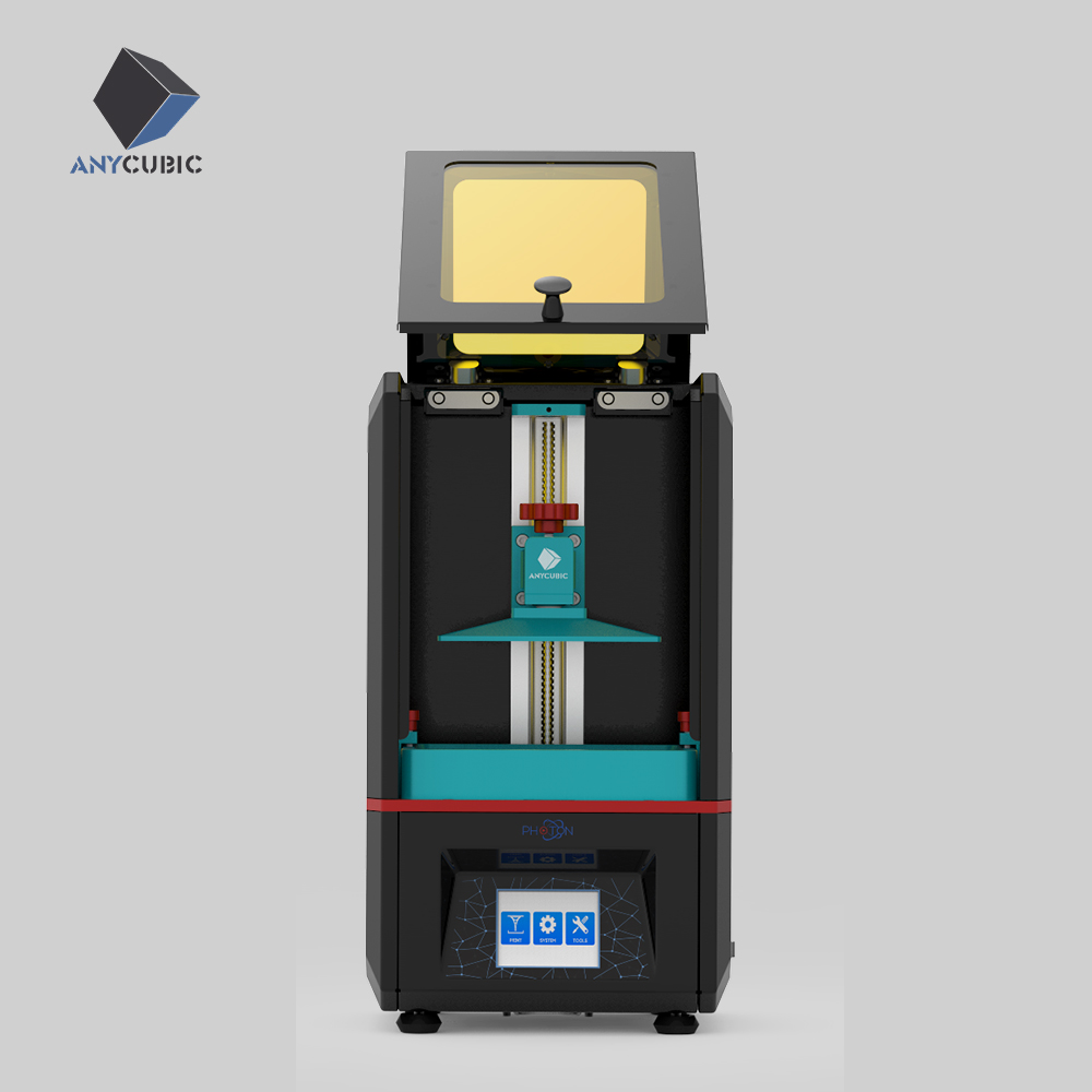 Anycubic Photon 3D Printer 405nm UV Resin 3d Printer Slice Speed LCD Touch Screen SLA Desktop
