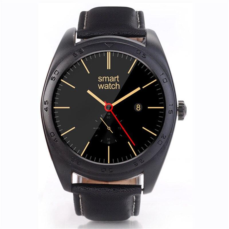 imágenes para Venta CALIENTE K89 Smartwatch Pulsera pulsómetro Ruso Hebreo coreano para xiaomi apple bluetooth smart watch k88h pk g6 G7