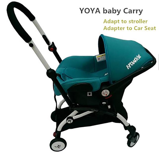 Entrega grátis! assento de carro para o assento de carro do bebê luz carrinho de bebê portador de bebê