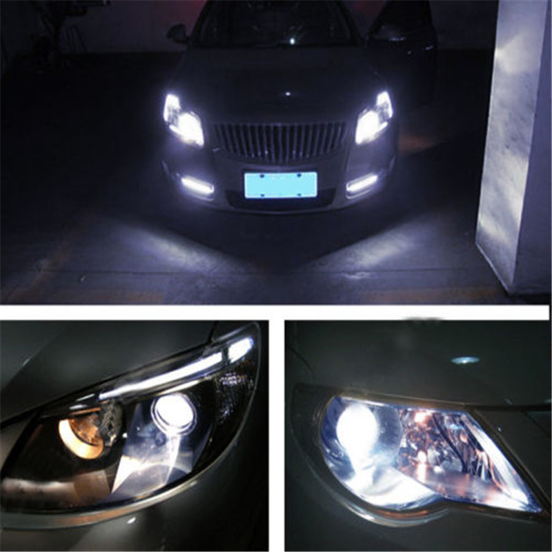 DIC 4Pcs 1156 Ba15S 27-SMD White RV Camper Trailer LED Interior Light 12V Auto Car Light Bulbs Brake Tail Stop Light Lamp