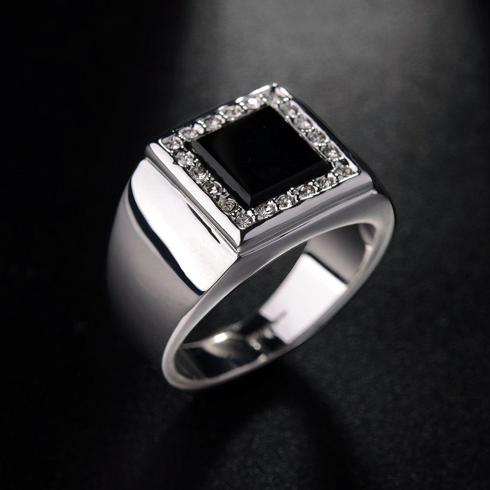 Online Get Cheap Mens Black Diamond Jewelry Aliexpress