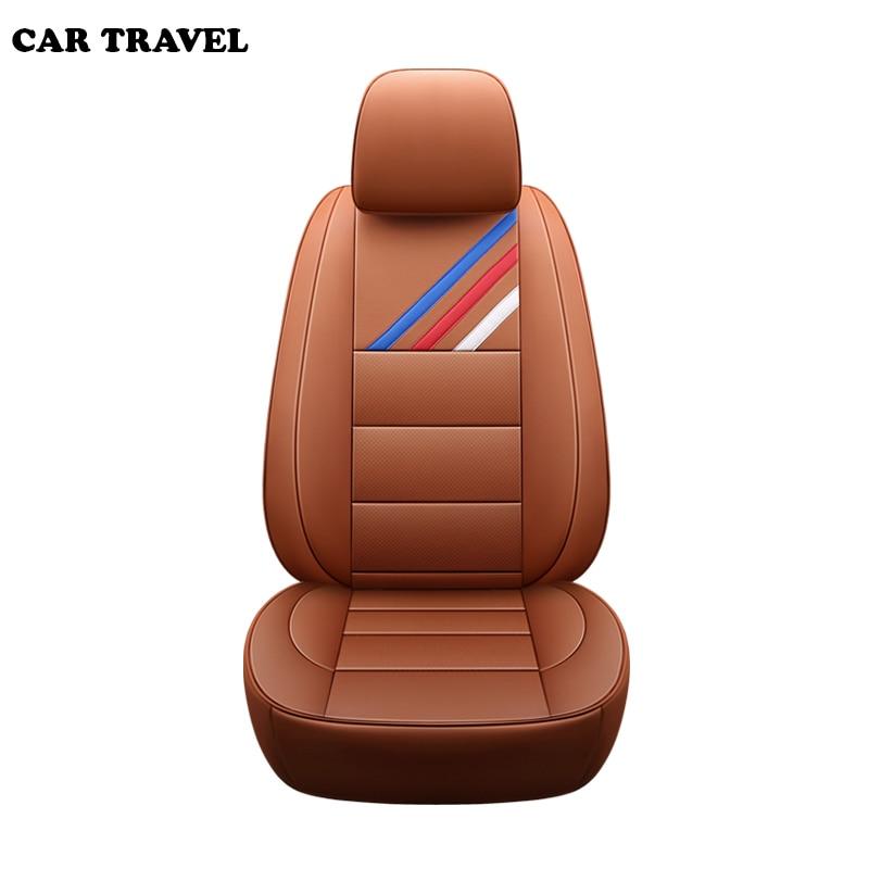Genuine Leather auto custom car seat cover For bmw e46 e36 e39 e90 x1 x5 x6