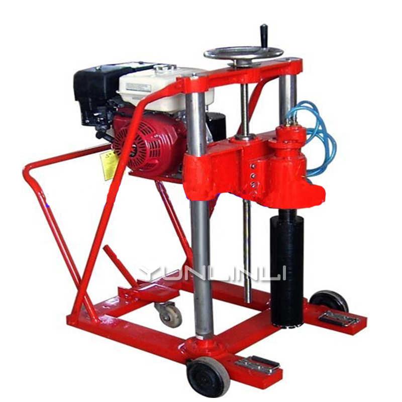 9.0 HP コンクリートコア掘削機ガソリンエンジンプロ路面アスファルトとコンクリート舗装コアドリルマシン HZ-20