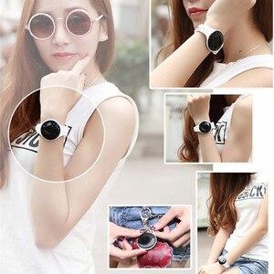 Image 3 - 2pcs/lot  13.56Mhz  UID changeable S50 M1k 0 block writable RFID bracelet writable Proximity IC 125khz T5577 silicone wristband