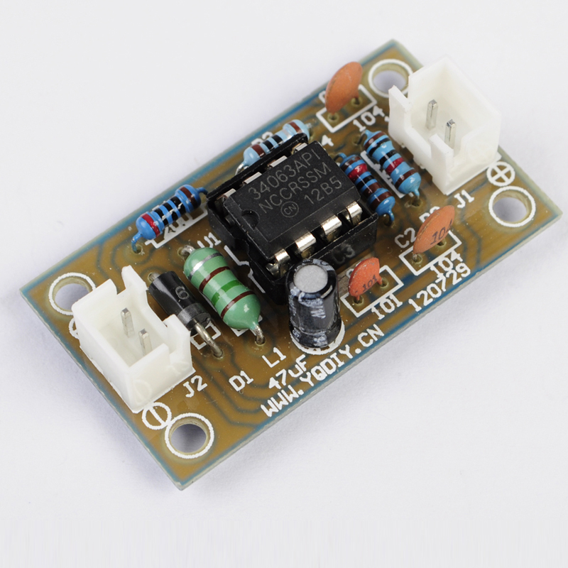 Step-Up Power Converter Module 5V to 12V DIY Kits DIY Suite for Arduino