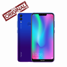 "Global Firmware Honor 8C 4G 4000mAh Smartphone 6.26"" Snapdragon 632 Octa Core Android 8.1 Dual Camera Face ID 4GB 32GB"