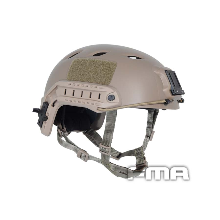 FMA FMA ACH Base Jump FAST Type helmet Military Tactical airsoft helmet Free Shipping 2017new fma maritime tactical helmet abs de bk fg for airsoft paintball tb815 814 816 cycling helmet safety
