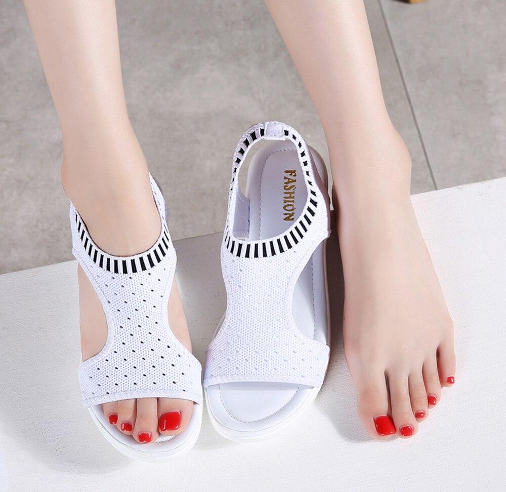 ece3ea95dc2 Nuevo 2019 primavera zapatos casuales zapatos de mujer albaricoque blanco  zapatos de plataforma Creepers zapatos planos