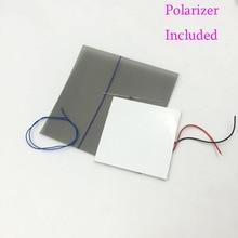עבור GB GBP תאורה אחורית Mod שימוש מגניב לבן LCD פנל כדי להאיר מסך מאחורי עבור Gameboy DMG 001