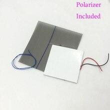 Panel LCD blanco para iluminar la pantalla trasera, para GB, GBP, para Game Boy DMG 001
