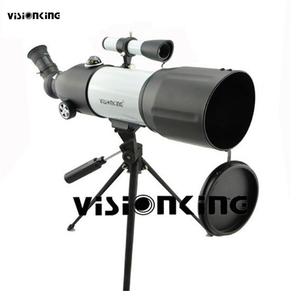 Visionking CF 80400 ( 400/ 80mm ) Monocular Refractor Space Astronomical Telescope Spotting Scope Saturn Ring Jupiter Moon brand new f90060m 900 60mm monocular refractor space astronomical telescope spotting scope 45x 675x