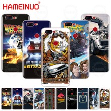 Hameinuo Delorean Back To The Future Macchina Del Tempo Del Telefono Della Copertura di Caso per Oneplus One Plus 5T 5 3 3 T 2 A3000 A5000(China)