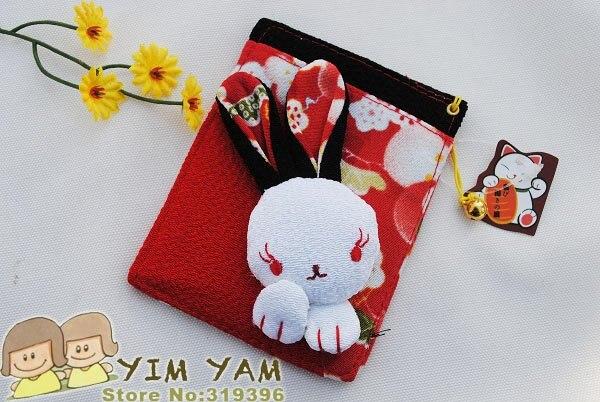 Free shipping wholesale japanese stylecute rabbit card holdersid free shipping wholesale japanese stylecute rabbit card holdersid holders colourmoves