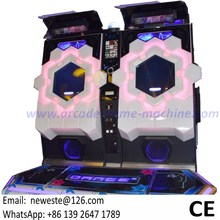 Adults Teenagers and Kids Coin Operated Amusement Equipment font b Music b font Dance Game Machines