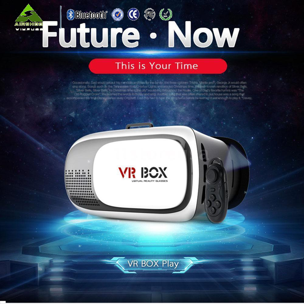 2016 Popular 3D font b VR b font Box 2 0 Virtual Reality font b Glasses