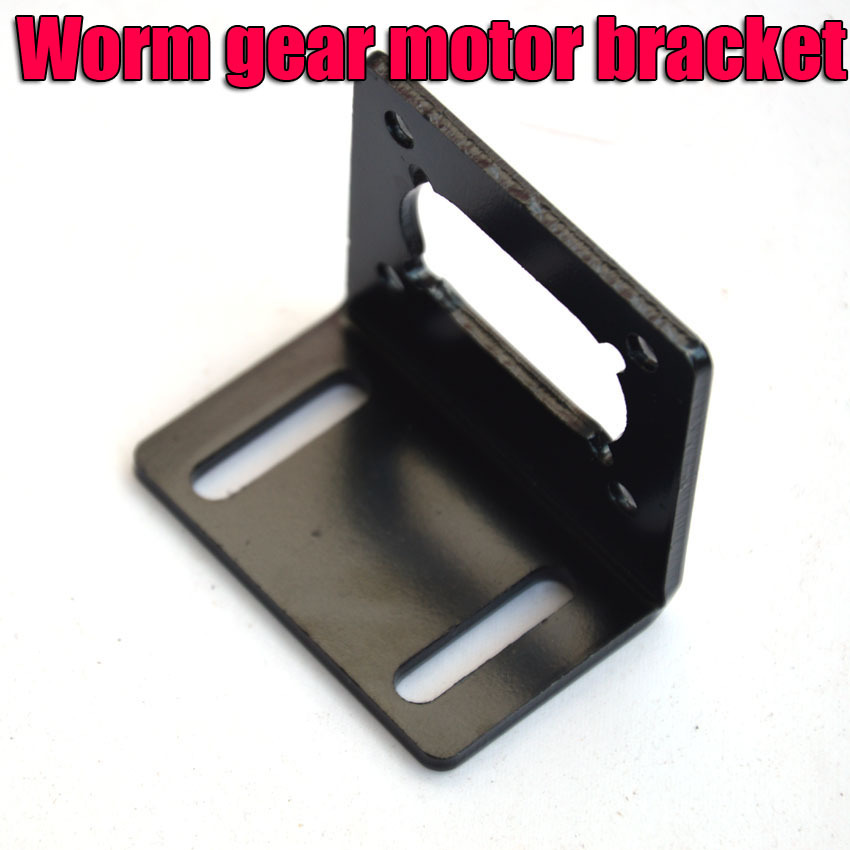 Hot!! Worm <font><b>Motor</b></font> Bracket image