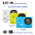 Original SJCAM SJ5000 Series SJ5000 WiFi SJ5000WIFI SJ5000X FHD 1080P Action Sport Waterproof Camera + Extra Battery + Charger