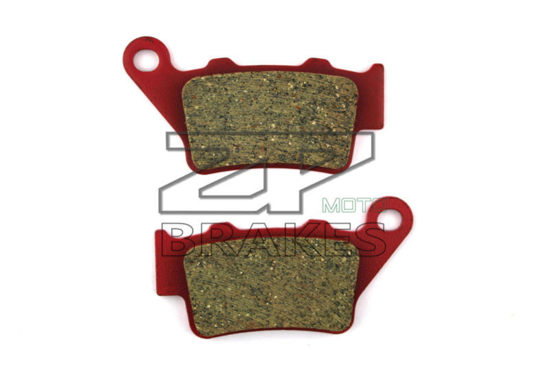 Ceramic Composite Brake Pads Rear Fit For YAMAHA 600 TT K/R 1995-2004 125 WR X 2009-2014 Motorcycle Accessories OEM NEW brake pads set for yamaha fz600 fz6r 600 2009