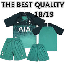 fa652fb96 2018 adult kit Tottenhames 3rd football shirt KANE Home away 18 19 spurs  adult kit LAMELA ERIKSEN DELE SON t-shirt soccer jersey