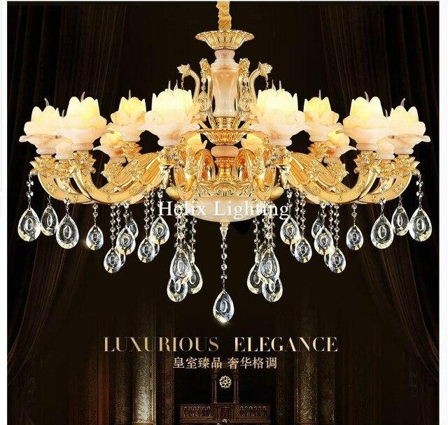Hot selling luxury european chandeliers luxury zinc alloy jade hot selling luxury european chandeliers luxury zinc alloy jade crystal chandelier lamp ac led k9 chandelier aloadofball Gallery