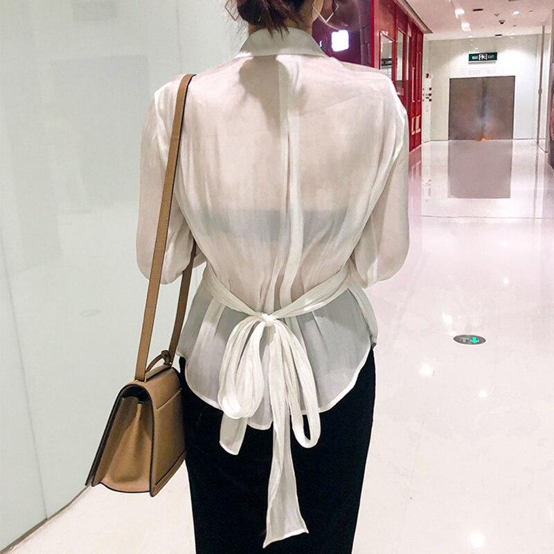 Sleeve V Tunic Clothes 13