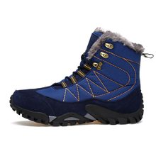 New Arrivals Men's Winter Outdoor Hiking Trekking Boots Sneakers Shoes For Men Winter Snow Climbing Mountain Boots Shoes Man