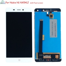 Phone Parts For ZTE Nubia N1 NX541J LCD Display Touch Screen Assembly Original Quality Mobile Phone LCD Free Tools