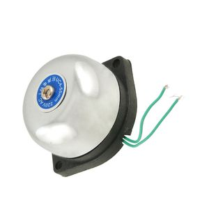 Image 3 - MOOL 55 مللي متر قطرها جهاز إنذار حرائق الكهربائية غونغ بيل التيار المتناوب 220 فولت