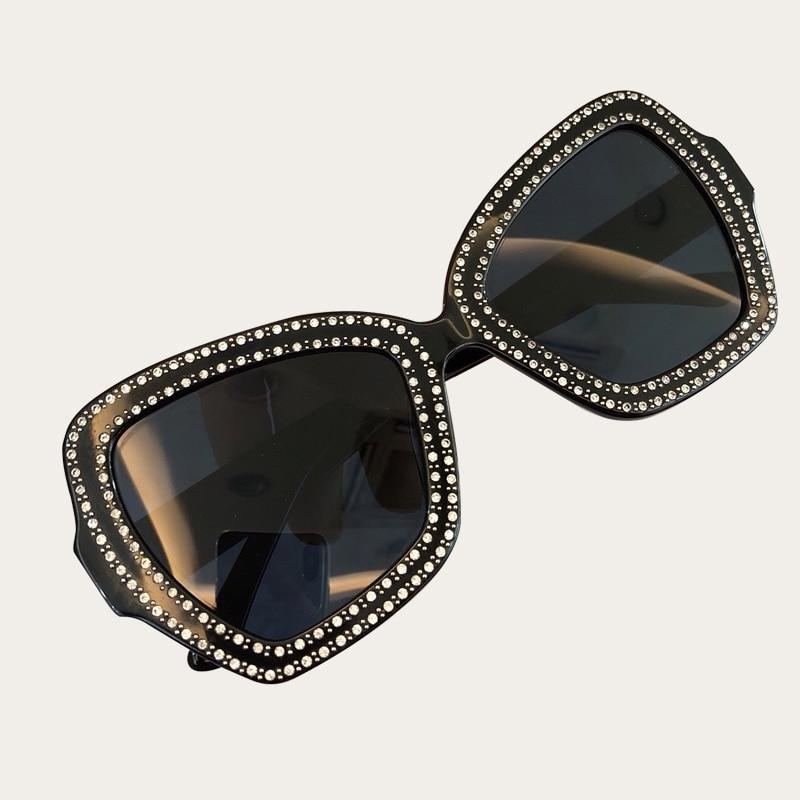 No no Frauen Blingbling Acetat 3 1 De Rahmen Uv400 no no Sonnenbrille 2 Schutz Schmetterling 4 Sol Oculos Brillen OOqnrgPw1