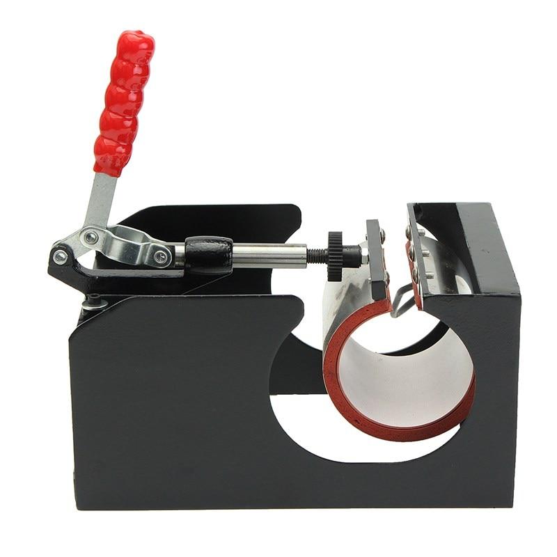 220V Mug Press With 11OZ Coasters For 1000W Heat Press Printer Machine Tool Digital Tshirt Printing Machine термокружка emsa travel mug 360 мл 513351