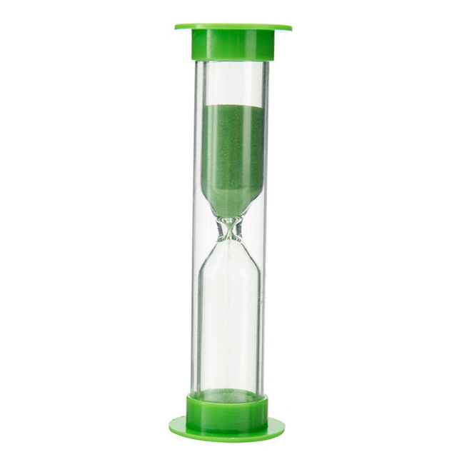 6 Pieces Hourglass Sand Clock Timer