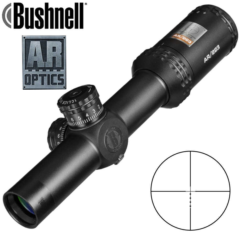 1 4x24 Ar Optics Drop Zone 223 Reticle Tactical Riflescope With Target Turrets Hunting Scopes For