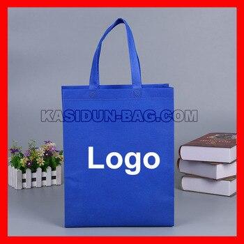 (100pcs/lot) custom logo shopping bag 100pcs lot 14d471k