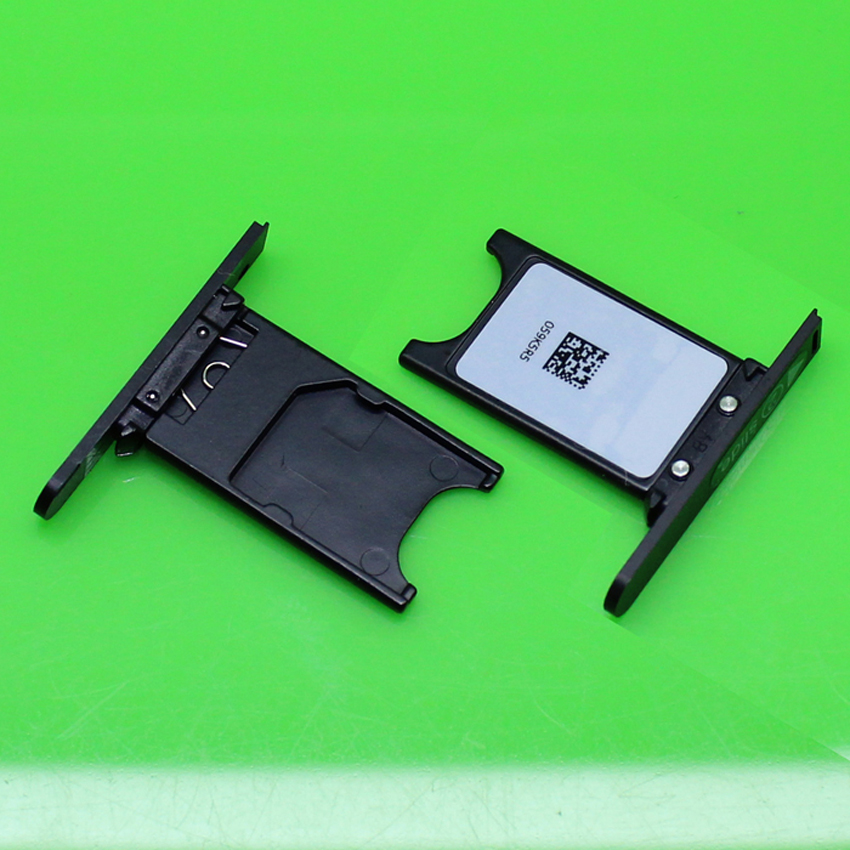 Black For Nokia Lumia 800 Sim Card Tray Holder Socket Slot Repalcement Part