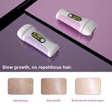 Laser Depilator IPL Epilator Permanent Hair Removal   with LCD Touch Body Leg Bikini Trimmer Photoepilator For Women