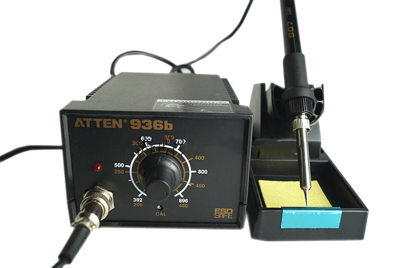 ФОТО ATTEN thermostat temperature soldering station AT936b ESD thermostat electric iron Soldering Station