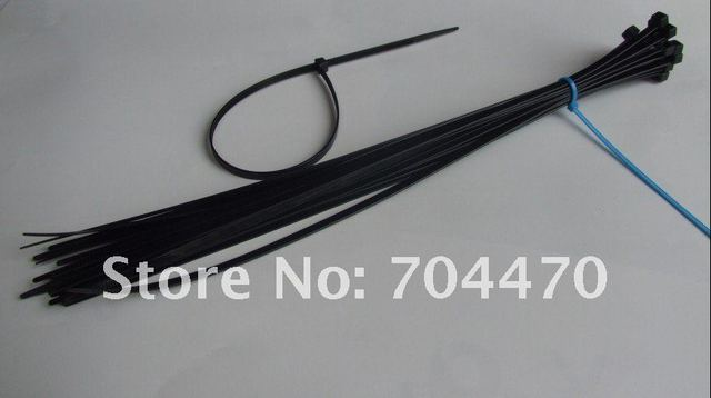 Large wholesale nylon cable tie belt, self-locking cable tie(4mmx200mm)