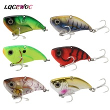 Купить с кэшбэком NEW Vib Lures 5cm 15g Tackle for fishing lure pesca jig wobblers isca artificial crankbait hard bait jigging goods swimbait ice