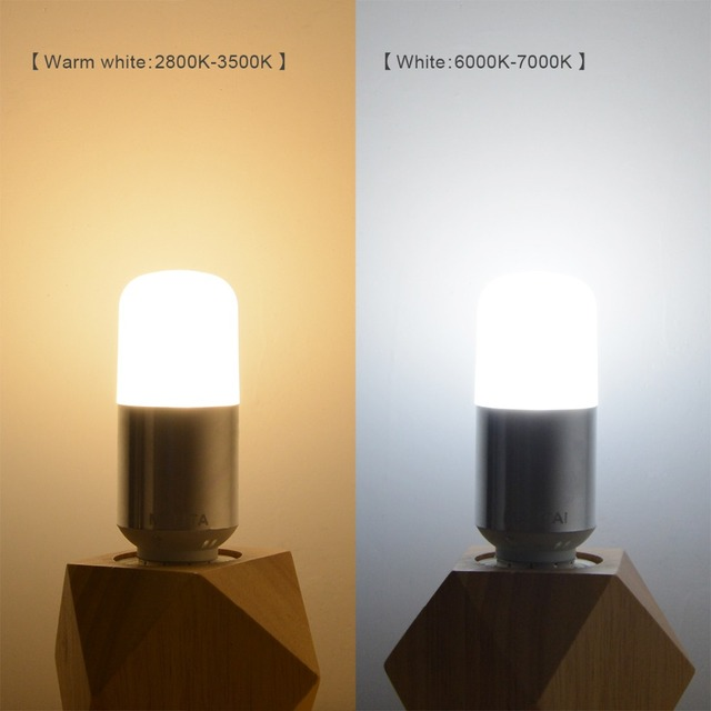 LED lamp Bulb E27 E14 110V-240V NO Flicker Constant Current Real Power 5W 7W 9W LED Candle light Bulb Chandelier lighting