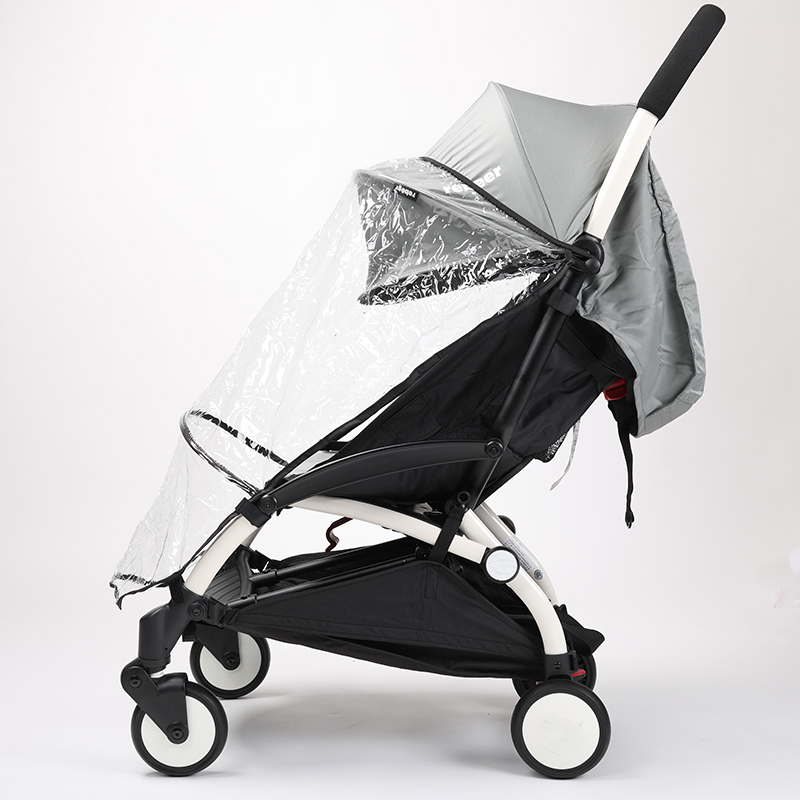 Babytime Universal Baby Stroller Accessory Baby Carriages Rain Cover Good Quality Cheap Price Baby Rain Coat Car-covers R01