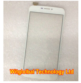 White New For 5.9 Archos 59 Xenon touch Screen Touch Panel Glass Sensor Digitizer Replacement Free Shipping купить