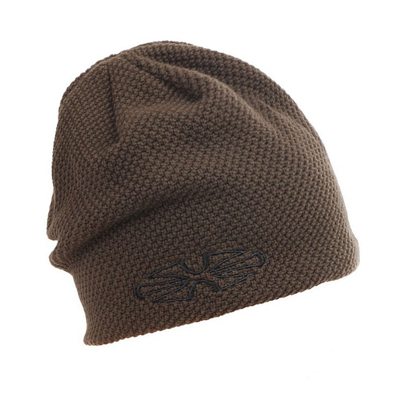 fashion skiing hat warm winter knitted beanie hats for
