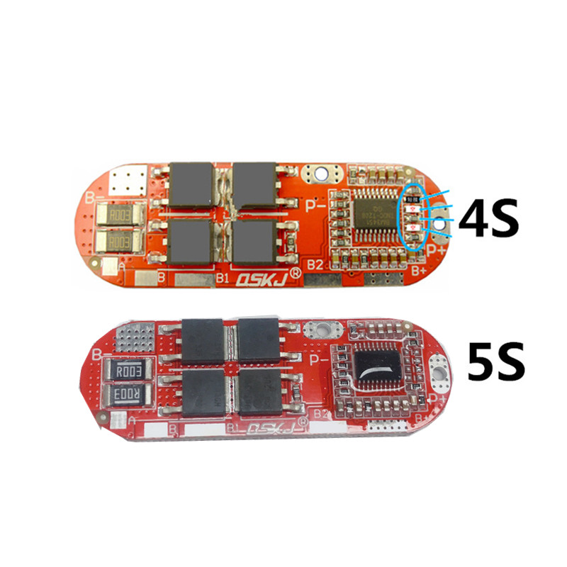 4S 20A/5S 20A BMS board /Lithium Battery Protection Board цена