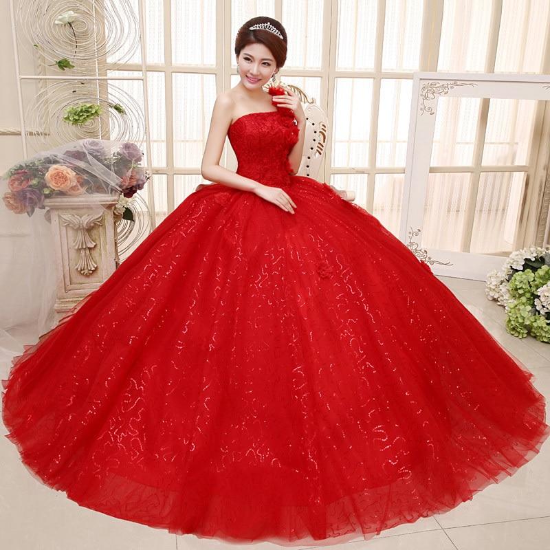 Beste Rot Hochzeitskleider Bilder - Brautkleider Ideen - cashingy.info