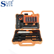 Slite JM-8139 Precision mini screwdriver Repair tools The multifunctional electronic  destornillador Bit kit