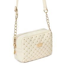 Women Small Bag Imperial Crown PU Leather