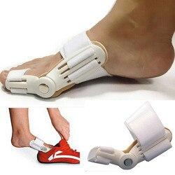 1 шт. Bunion Splint корректор большого пальца ноги, вальгусный выпрямитель, облегчение боли в ногах, ортопедическая коррекция дня и ночи, средство ...