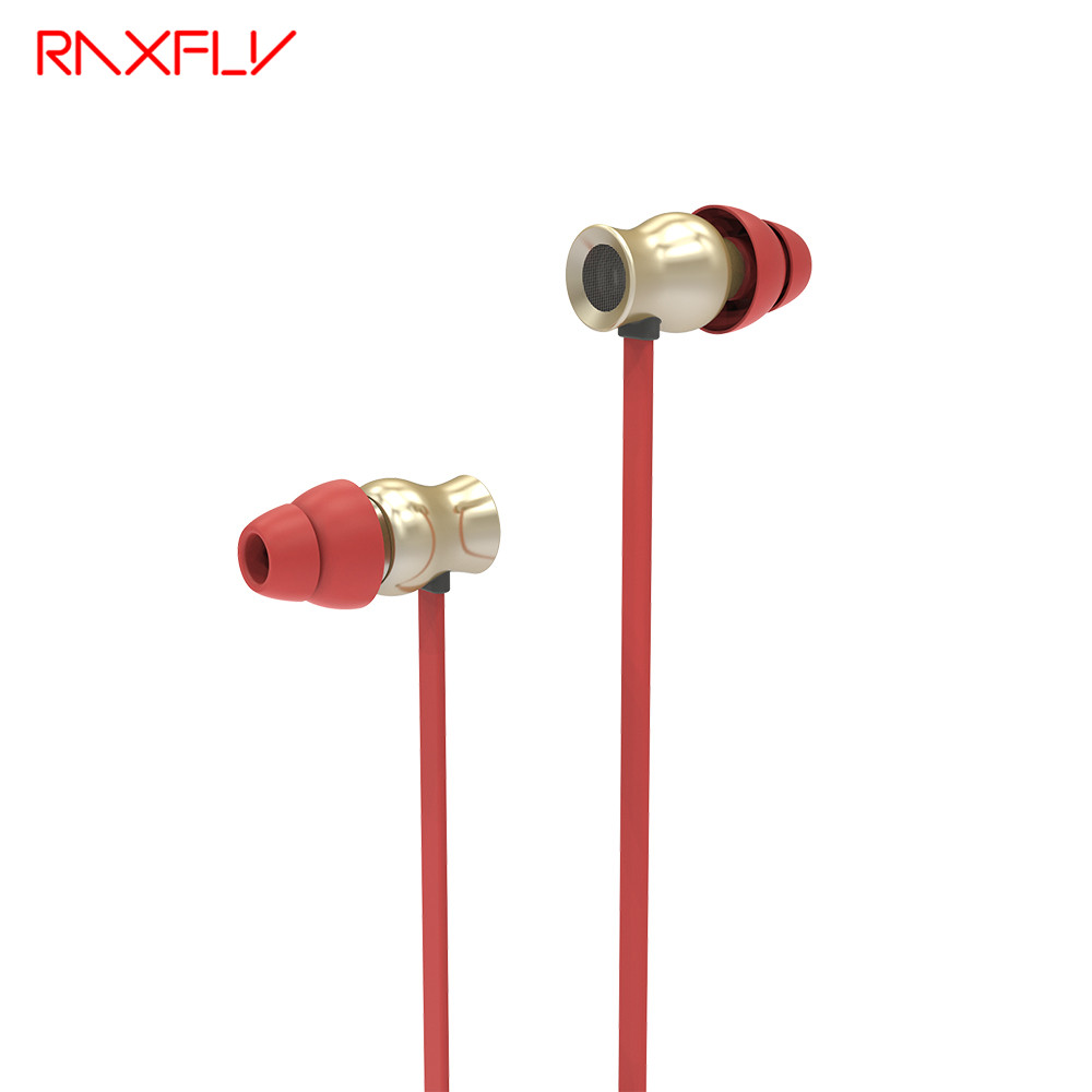 RAXFLY Bluetooth Earphone With Mic Control In Ear Earbuds Stereo Music Headset Wireless Earpiece For iPhone Samsung Android iOS bluetooth earphone earbuds with car charger 2 in 1 driver mini wireless bluetooth headset earphone for iphone android smartphone