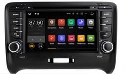 Android 8,1 автомобиль Dvd Navi плеер для AUDI TT 2014-2006 аудио мультимедиа авто стерео Поддержка DVR Wi Fi DAB OBD все в одном камера